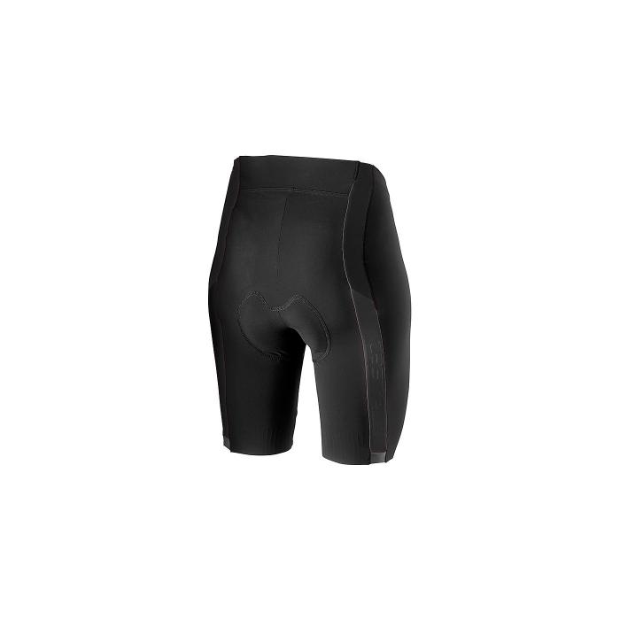 Pantaloni scurti Castelli Velocissima 2 de dama Negru M [0]
