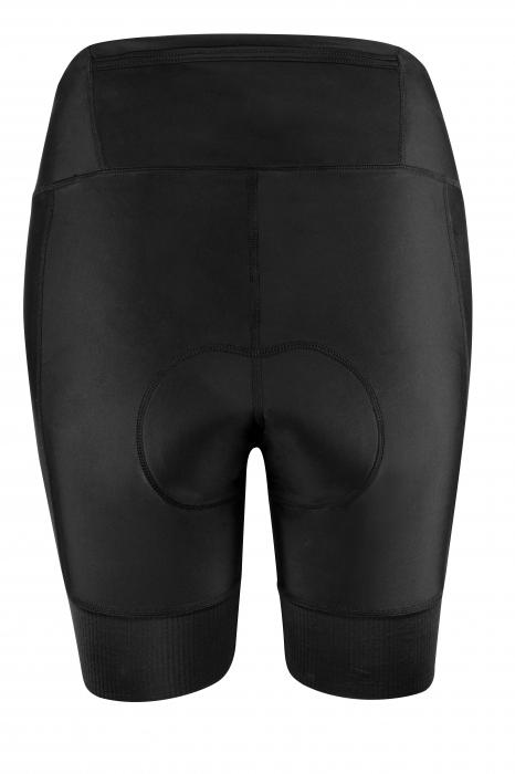Pantaloni scurti cu bazon Force F Victory, negru, L [2]