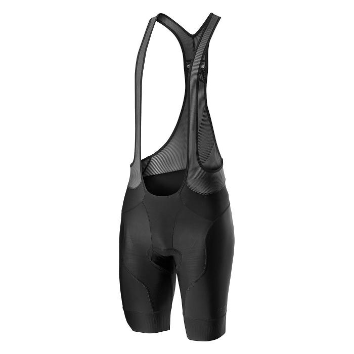 Pantaloni scurti cu bretele Castelli Free Protect Race Negru L [0]