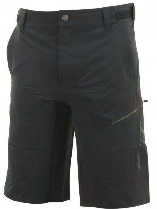 Pantaloni scurti Felt Baggy Short XC, Fara bazon, Gri, S [0]