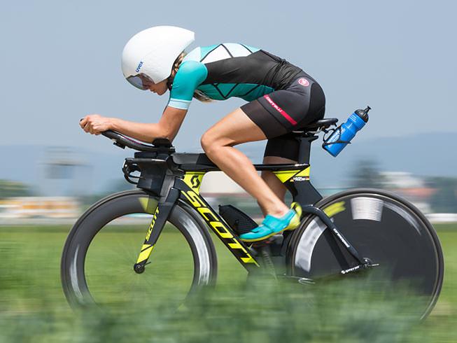 Pantaloni scurti pentru triatlon Castelli Free W Tri, de dama, Albastru Multicolor S [2]