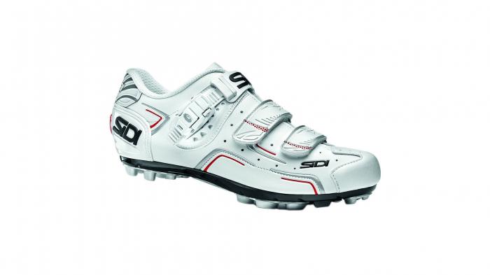 Pantofi ciclism SIDI Buvel, de MTB, Alb, 43.5 [2]