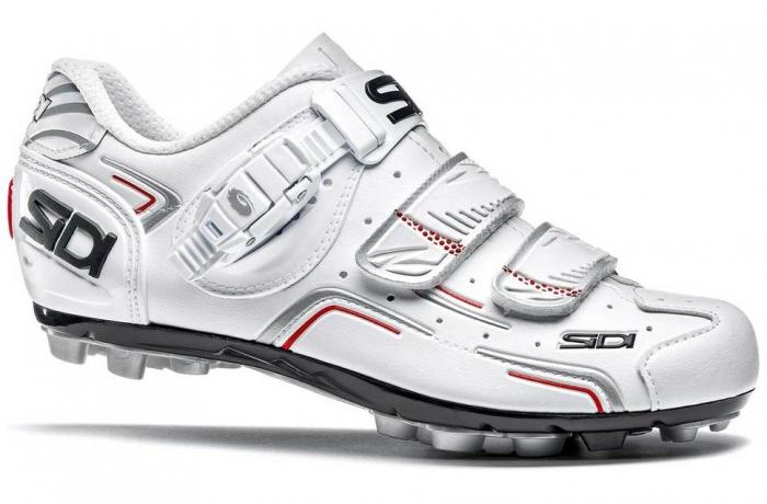 Pantofi ciclism SIDI Buvel, de MTB, Alb, 43.5 [3]