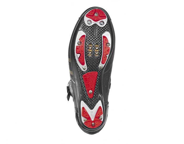 Pantofi ciclism SIDI Drako Carbon SRS, de MTB, Verde/Alb, 43.5 [3]