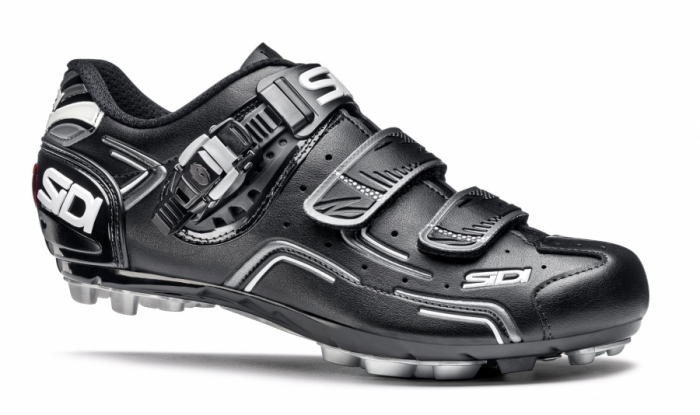 Pantofi ciclism SIDI Buvel, de MTB, Negru, 42.5 [0]
