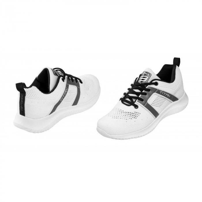 Pantofi sneakers Force Titan, alb, 43 [1]