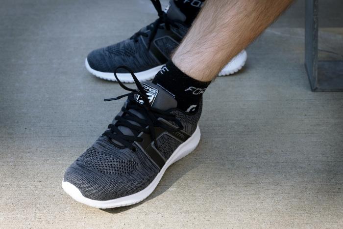 Pantofi Sneakers Force Titan gri 42 [3]