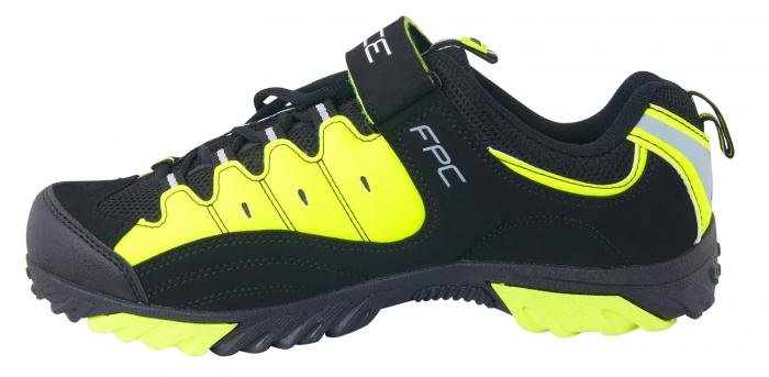 Pantofi Tourist Force negru/fluo 47 [2]