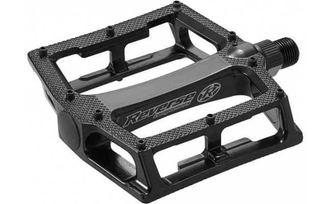 Pedale platforma Reverse Super Shape 3D, Alb [3]