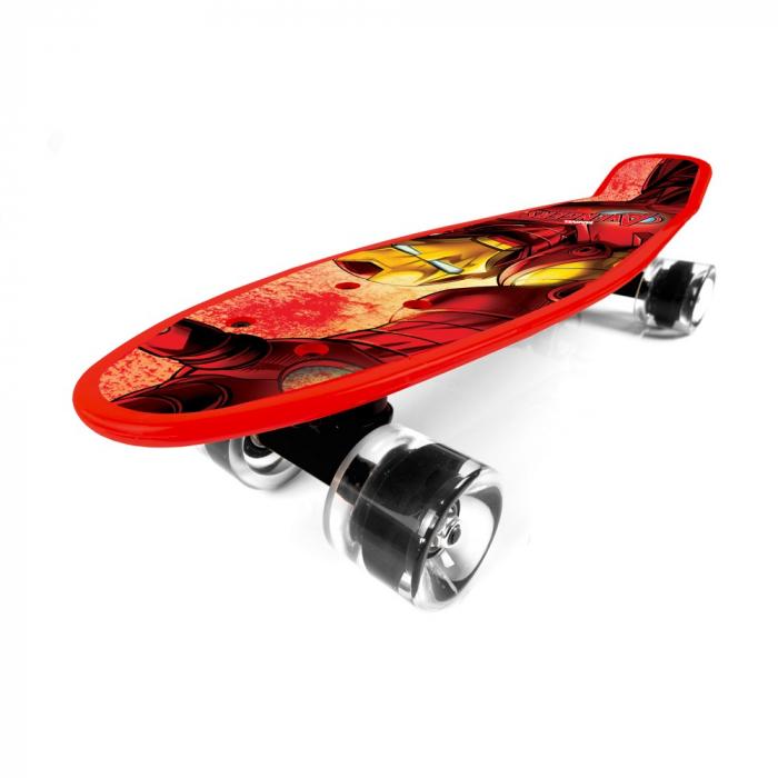 Penny Board Seven Iron Man [1]