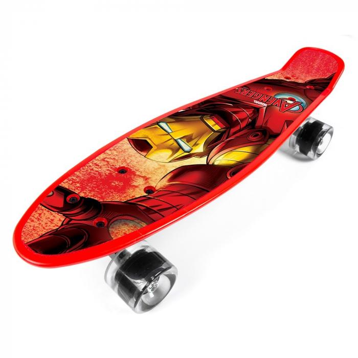 Penny Board Seven Iron Man [0]