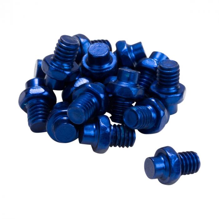 Pini pedale Reverse Escape 16 bucati albastre [0]