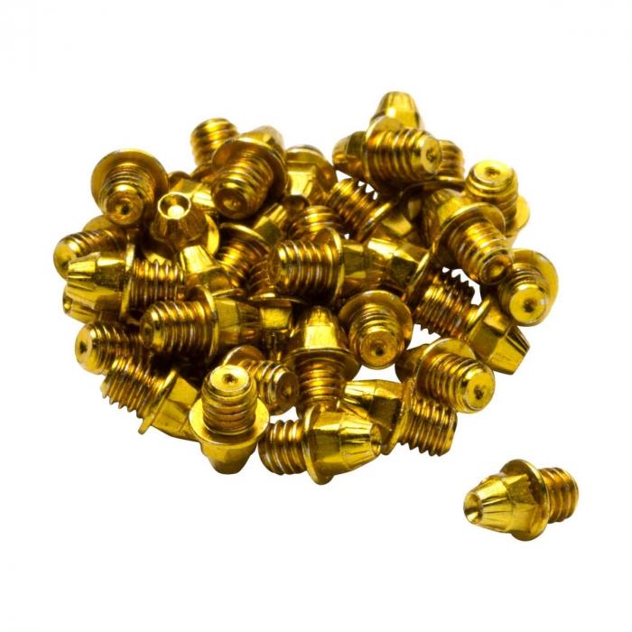 Pini pedale Reverse set 24 bucati aurii [0]