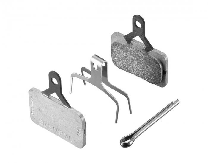 Placute frana Shimano BR-M485 Resin E01S, BR-M575, BR-M486, BR-M485, BR-M445 [0]