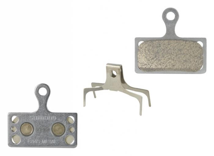 Placute frana Shimano G04S metalice [0]