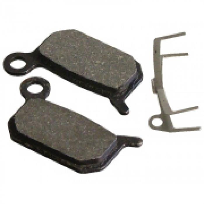 Placute Frana Disc Semi-Metalice Fibrax ASH943 Formula B4 [0]