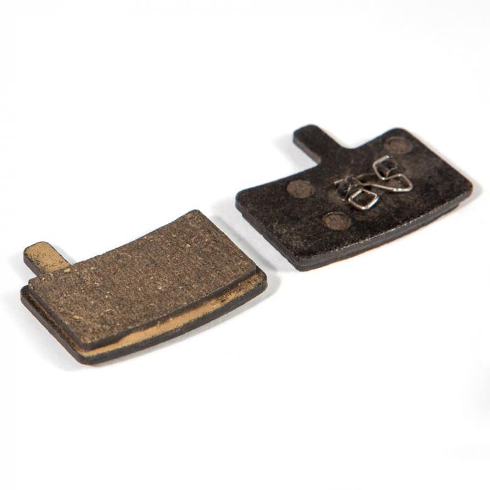 Placute frana disc Semi-Metalice Fibrax ASH922 Hayes Stroker Trail [0]