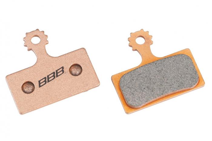 Placute frana BBB BBS-56S Shimano XTR 2011, XT si SLX 2012 metalice [0]
