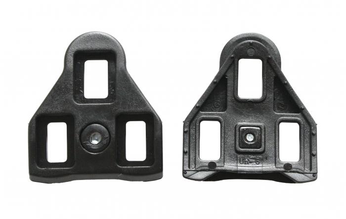Placute pedale Union UR6 sosea, plastic negru 3 grade sistem Look ARC [0]