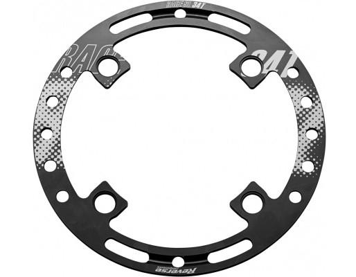Protectie angrenaj - Bashguard Reverse Race SL 34T negru [0]