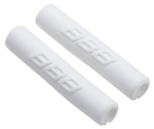 Protectii cadru BBB pentru camasa frana 5 mm albe 2 bucati [0]