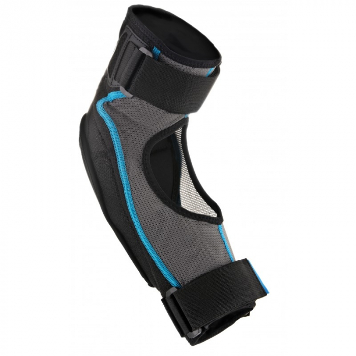 Protectii Coate Alpinestars E-Ride Elbow Protector Negru/Albastru L/XL [1]