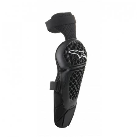 Protectii Genunchi/Tibie Alpinestars Bionic Plus Negru L/XL [0]
