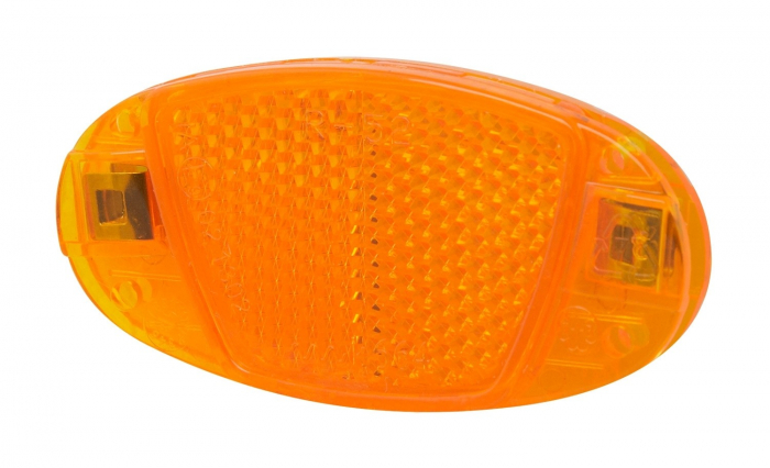 Reflectorizanti spite Force 80x40 mm orange [0]