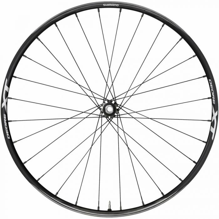 Roata fata Shimano Deore XT WH-M776, disc centerlock, 23-559 [0]