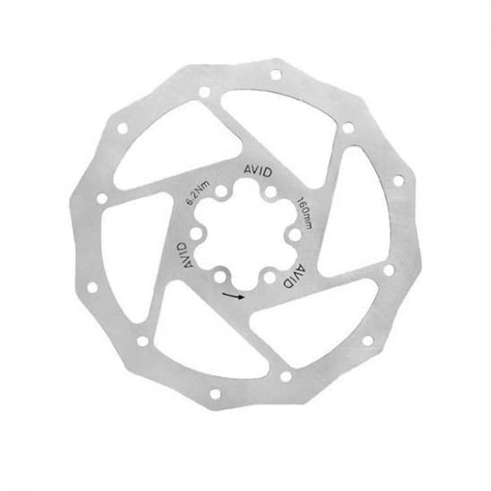 Disc frana Avid Roundagon 185 pentru frane mecanice BB7/BB5 [0]