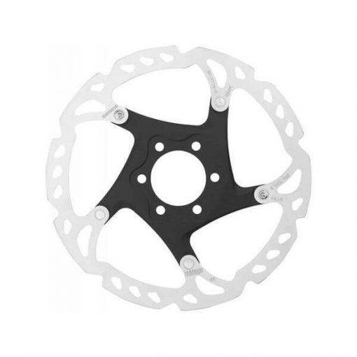 Disc frana Shimano Deore XT SM-RT76-M, 6 suruburi, 180mm, amb. ind [0]
