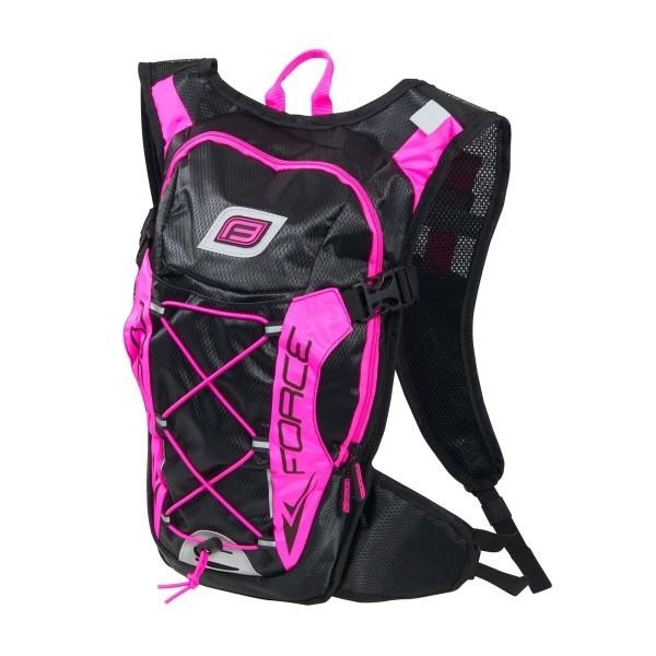 Rucsac Force Aron Pro 10L negru/roz [0]
