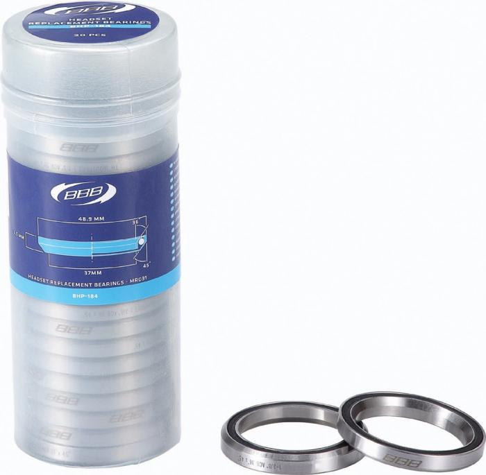 Rulment cuvetarie BBB BHP-184 1 3/8 48.9x6.5 CrMo 36x45 MR031 [0]