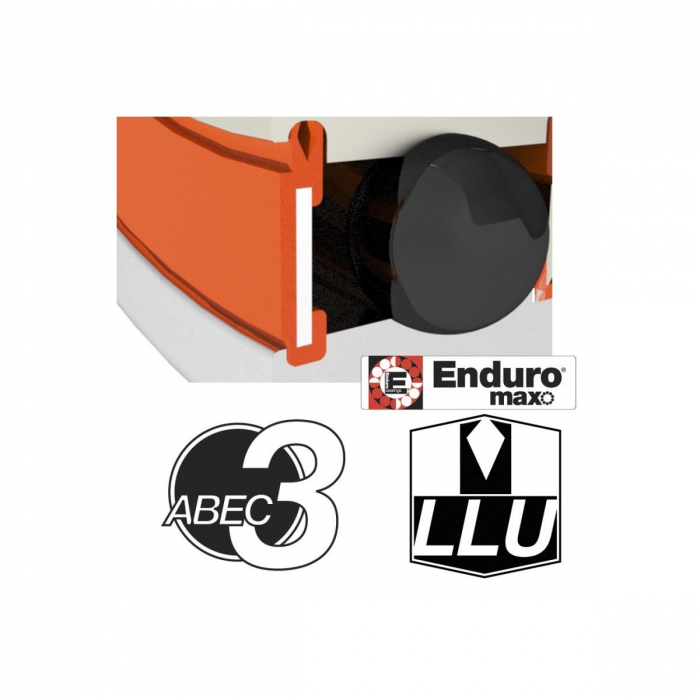 Rulment Enduro Bearings 6801 Llu Max 12X21X5mm [1]