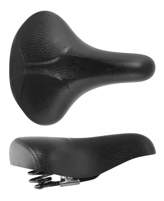 Sa bicicleta Force Lady cu arcuri neagra [0]