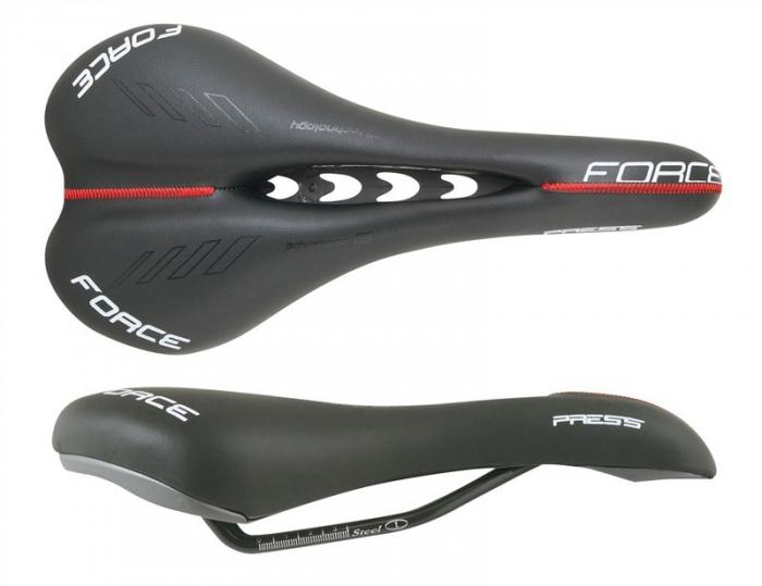 Sa bicicleta Force No Presure neagra [1]