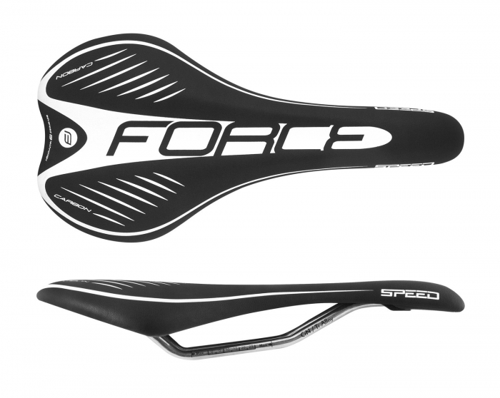 Sa bicicleta Force Speed neagra Cr-Ti [0]