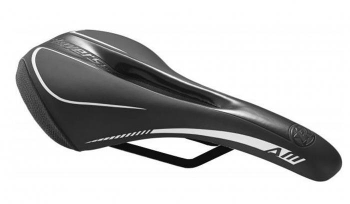Sa bicicleta Reverse AM 27x143 mm negru/alb [0]