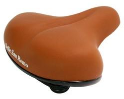 Sa bicicleta Selle san Remo Super Confort Gel Negru [1]
