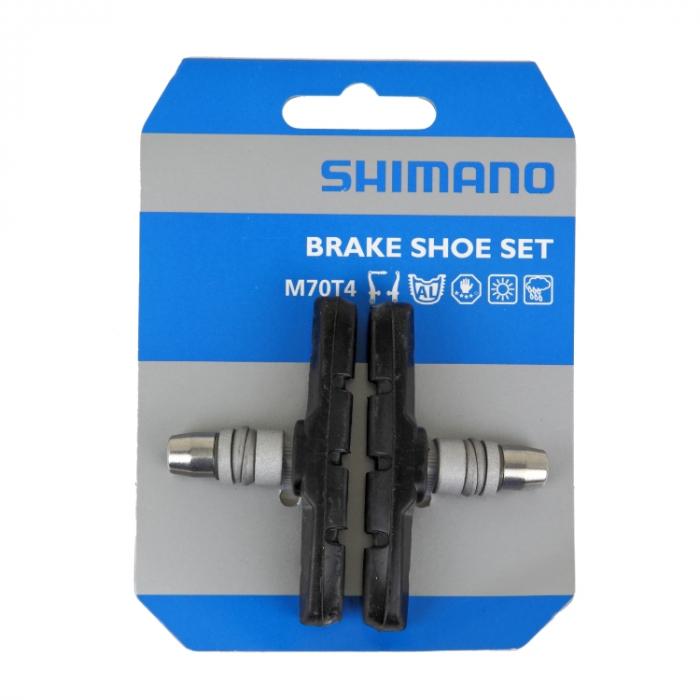Saboti frana Shimano BR-M530 (M70T4), V-brake, 1 pereche [1]