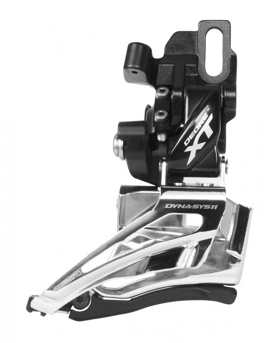 Schimbator fata Shimano Deore XT FD-M8025-D6 2x11 viteze direct mount [0]