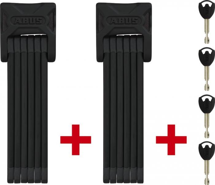 Set 2 Antifurturi Abus Bordo 6000/90 Twinset SH [0]