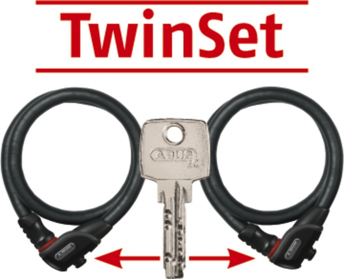 Set 2 Antifurturi Abus Phantom 8960/85 Twinset [0]