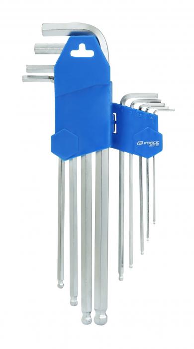 Set imbus Force Eco 9 inch 1.5-10 mm cu suport [0]