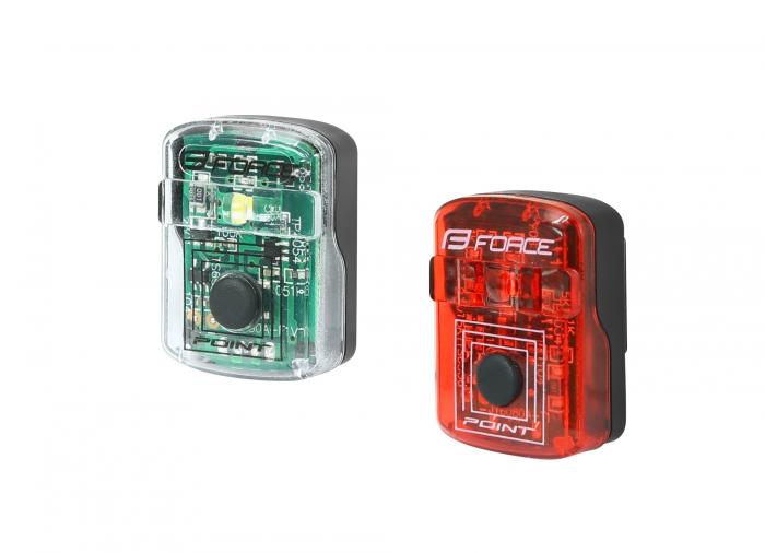 Set lumini Force Point USB fata+spate [0]
