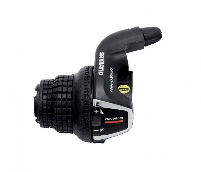 Maneta schimbator Shimano Tourney SL-RS35-LNBP Revo Shift stanga/fata 3 viteze neambalat [0]
