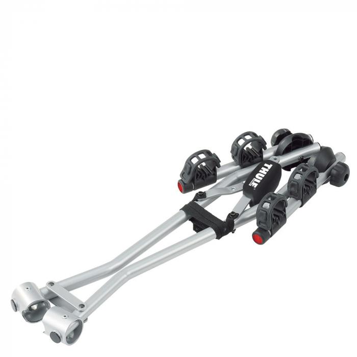 Sistem de transport biciclete pe carligul de remorcare Thule Xpress 970, 2 biciclete [3]