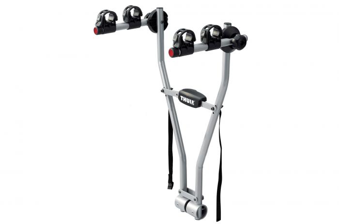 Sistem de transport biciclete pe carligul de remorcare Thule Xpress 970, 2 biciclete [0]
