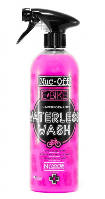 Solutie Muc-Off 750 ml Ebike Waterless Wash [0]