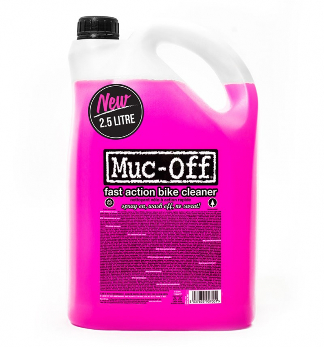 Solutie Muc-Off Cycle Cleaner 2.5 litri [0]